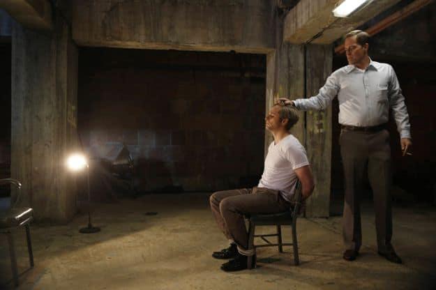 Matthew Rhys as Philip Jennings, Robert Bogue as Cal