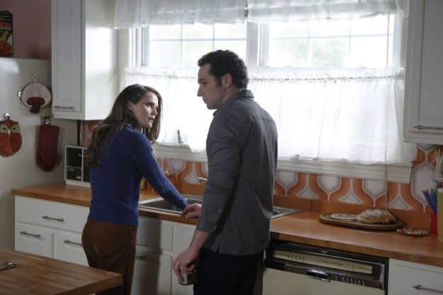 Keri Russell as Elizabeth Jennings, Matthew Rhys as Philip Jennings