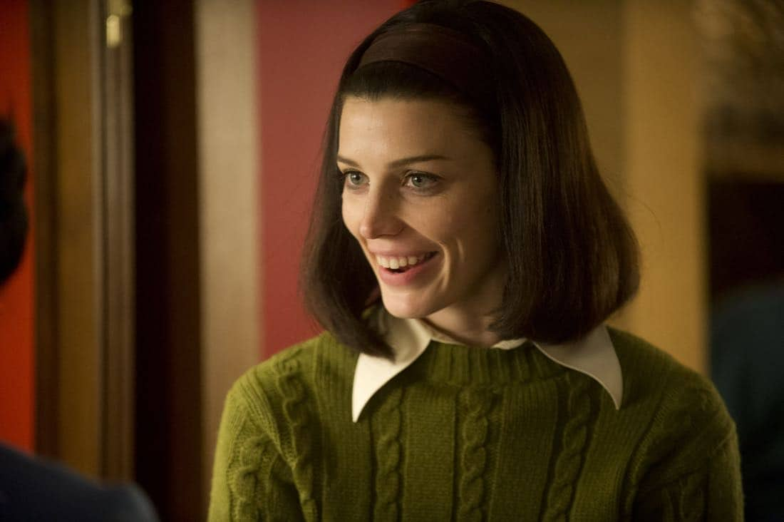 "Megan Draper (Jessica Pare) - Mad Men_Season 6, Episode 3_""The Collaborators"" - Photo Credit: Ron Jaffe/AMC"