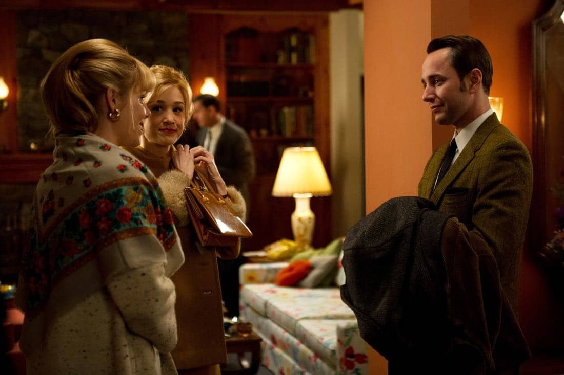 "Pete Campbell (Vincent Kartheiser) - Mad Men_Season 6, Episode 3_""The Collaborators"" - Photo Credit: Ron Jaffe/AMC"