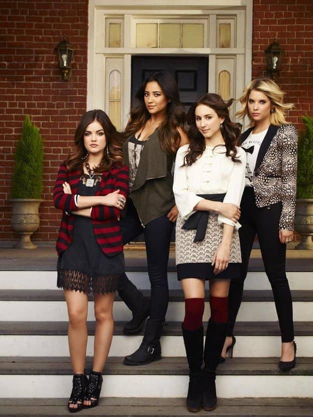 pretty little liars season 4 cast 4