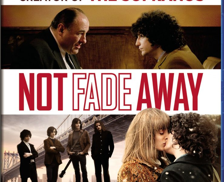 Not Fade Away Bluray