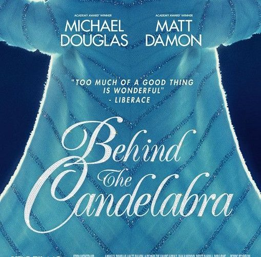 Behind The Candelabra Poster HBO
