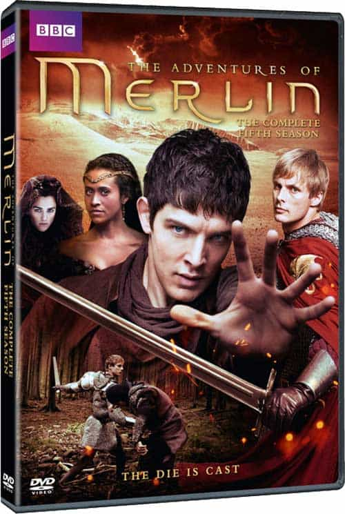 Merlin Season 5 DVD