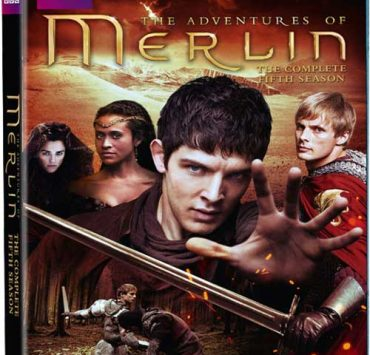 Merlin Season 5 Bluray