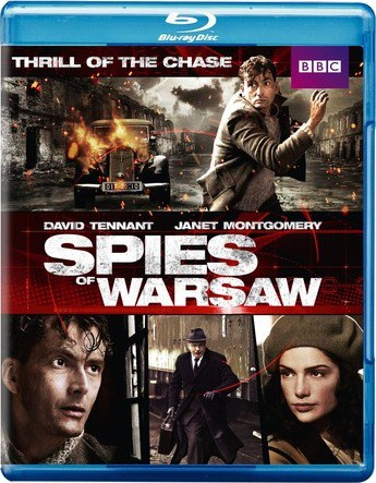 Spies Of Warsaw Bluray