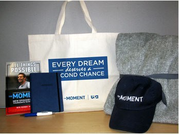 The Moment Prize Pack