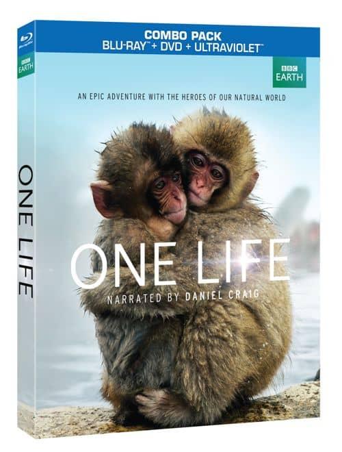 One Life Bluray BBC