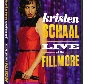 KRISTEN SCHAAL LIVE AT THE FILLMORE DVD