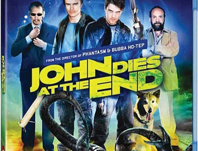 John Dies At The End Blu Ray