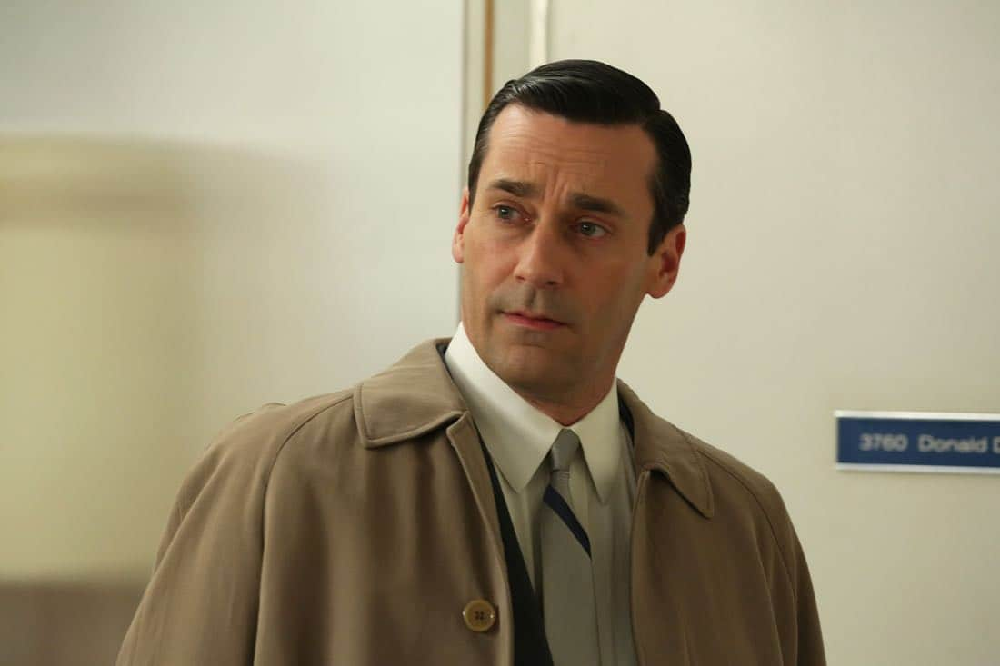 "Don Draper (Jon Hamm) - Mad Men_Season 6, Episode 6_""For Immediate Release"" - Photo Credit: Michael Yarish/AMC"