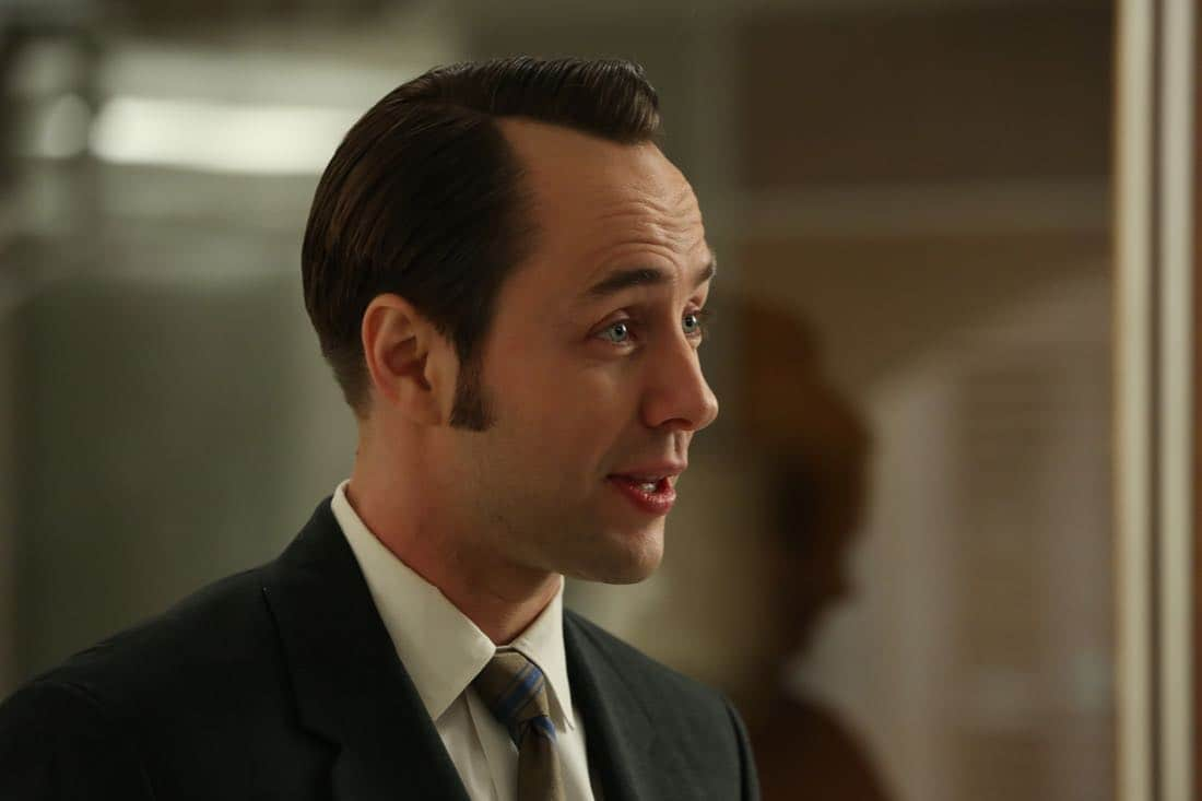 Pete Campbell (Vincent Kartheiser) - Mad Men_Season 6, Episode 6_For Immediate Release - Photo Credit: Michael Yarish/AMC