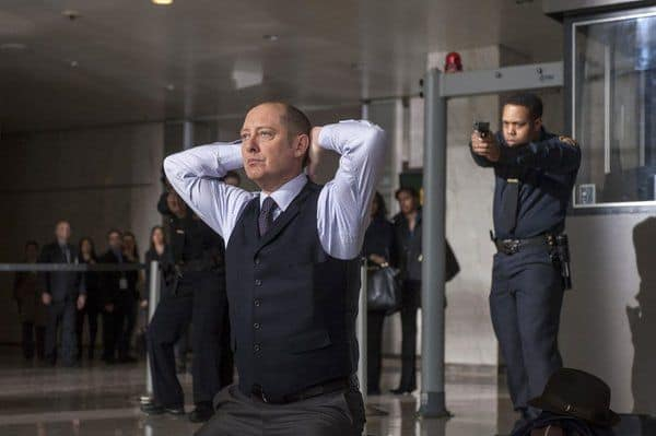 The Blacklist NBC James Spader