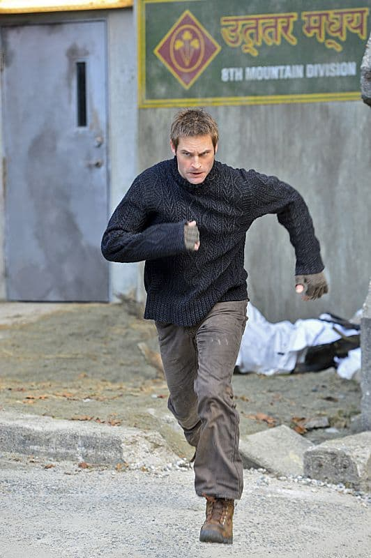 Josh Holloway Intelligence CBS