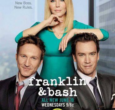 FRANKLIN & BASH Season 3 Poster