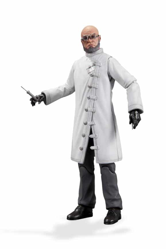 Batman Arkham City Hugo Strange