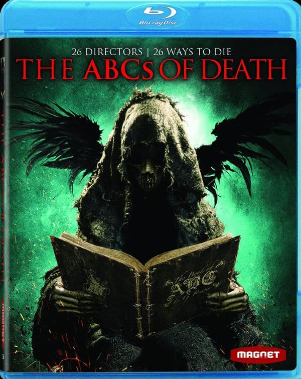 The ABCs Of Death BLURAY