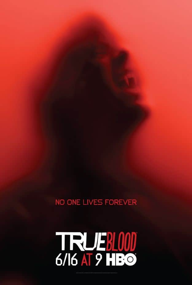 True Blood Season 6 Poster HBO