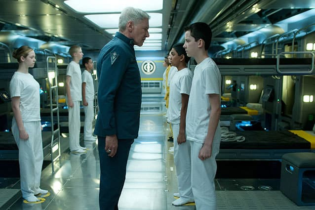 Enders Game Movie