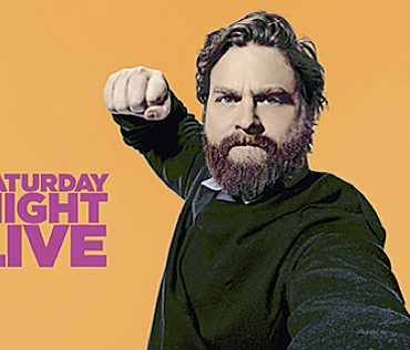 Zach Galifianakis Saturday Night Live