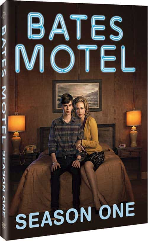Bates Motel Season 1 DVD