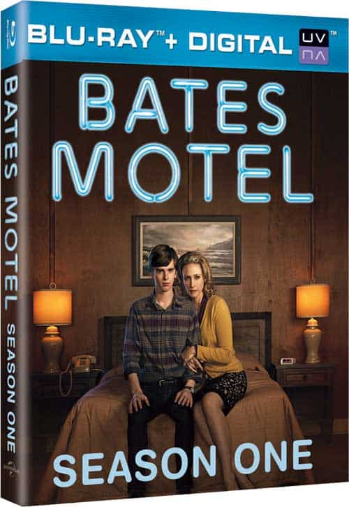 Bates Motel Season 1 Bluray