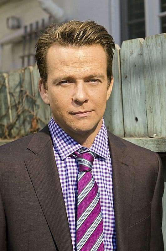 Sean Patrick Flanery as Jacob Elroy in Dexter