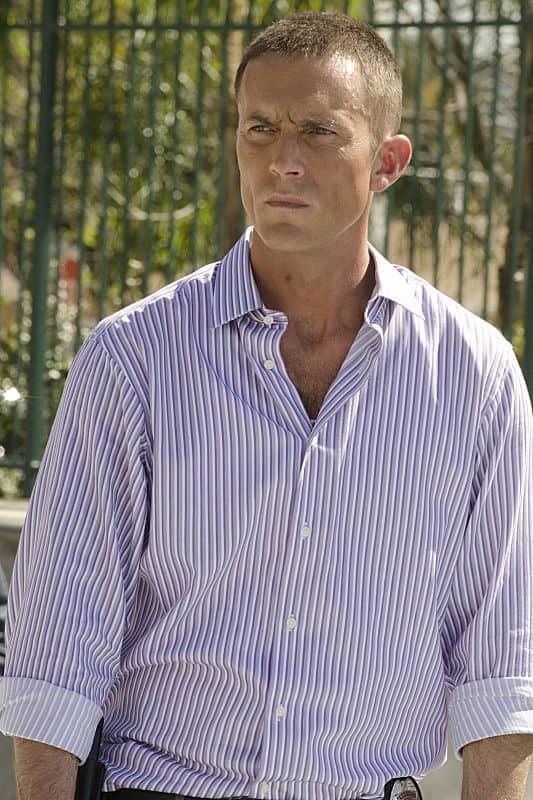 Desmond Harrington as Joey Quinn in Dexter