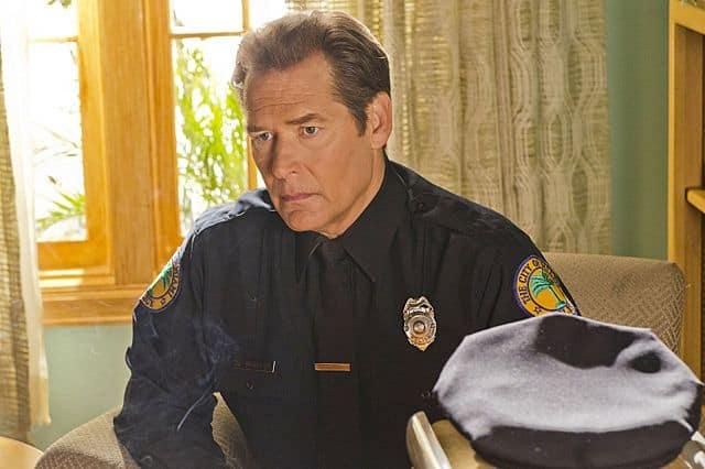 James Remar as Harry Morgan in Dexter