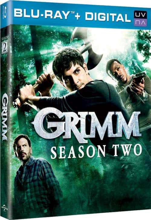 Grimm Season 2 Bluray