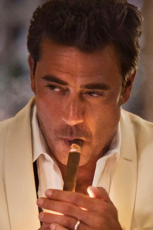 Jeffrey Dean Morgan as Ike Evans Magic City
