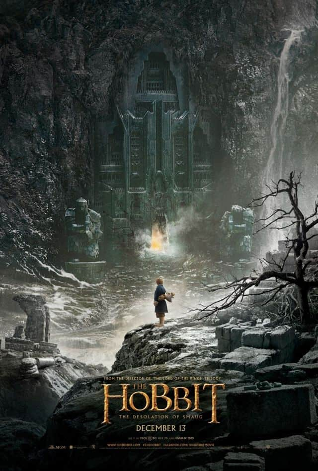 The Hobbit The Desolation of Smaug Poster