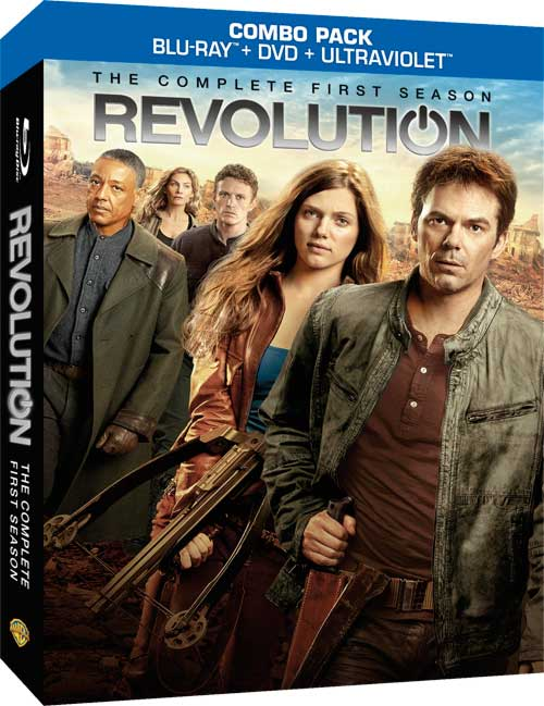Revolution Season 1 Bluray