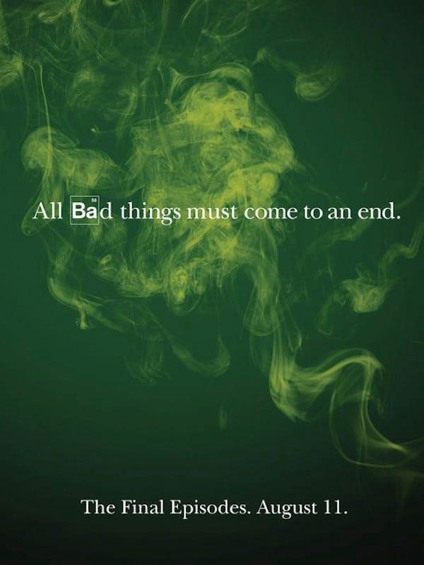 Breaking Bad Season 5 Poster