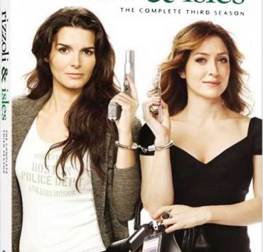 RIZZOLI And ISLES Season 3 DVD
