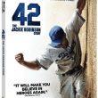 42 Bluray DVD