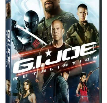 GI JOE RETALIATION DVD