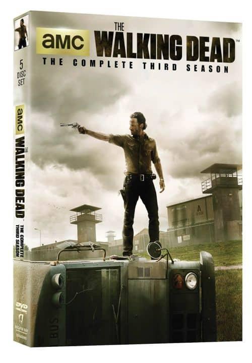 The Walking Dead Season 3 DVD