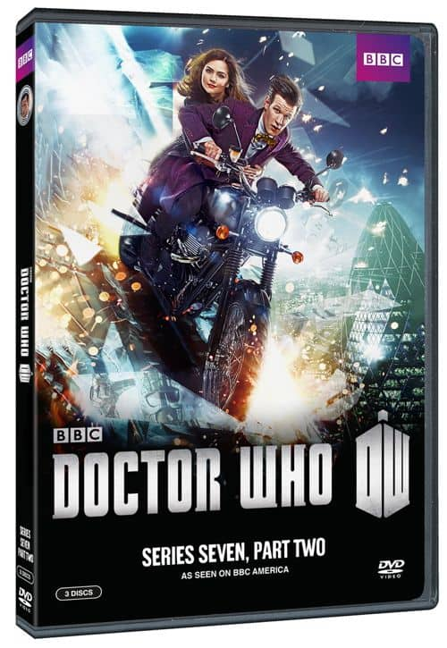 Doctor Who Season 7 Part 2 DVD