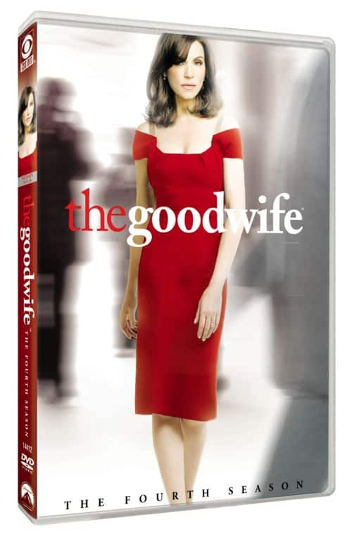 The Good Wife Season 4 DVD