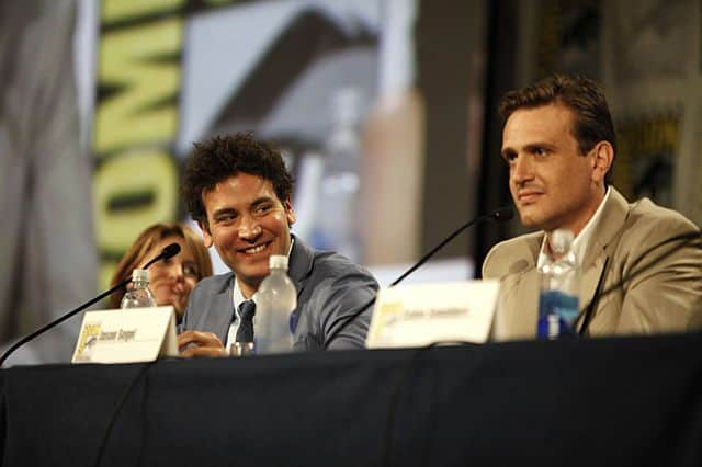 HOW I MET YOUR MOTHER Comic Con 7