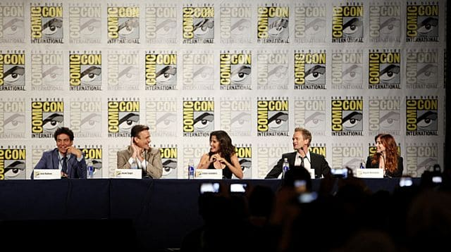HOW I MET YOUR MOTHER Comic Con 6
