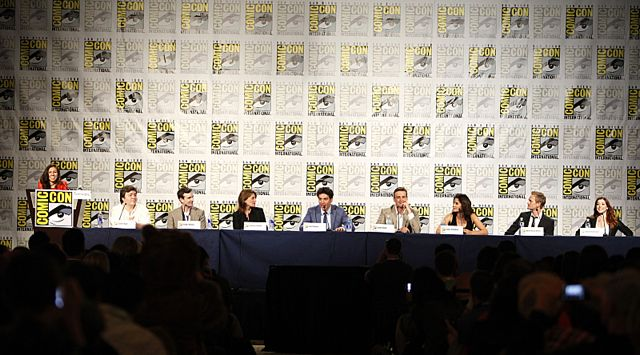 HOW I MET YOUR MOTHER Comic Con 5