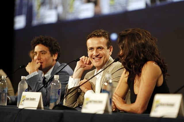 HOW I MET YOUR MOTHER Comic Con 8