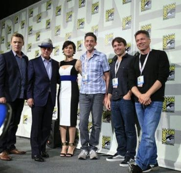 The Blacklist Panel Comic Con