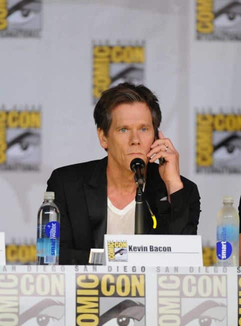 The Following Cast Comic Con 9
