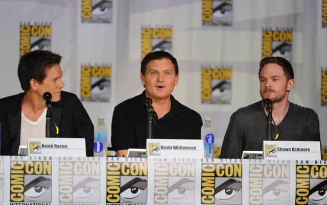 The Following Cast Comic Con 4