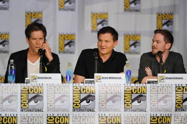 The Following Cast Comic Con 3
