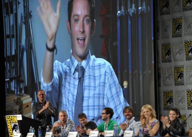 Wilfred Cast Comic Con 20