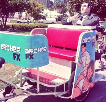 FX Pedicab